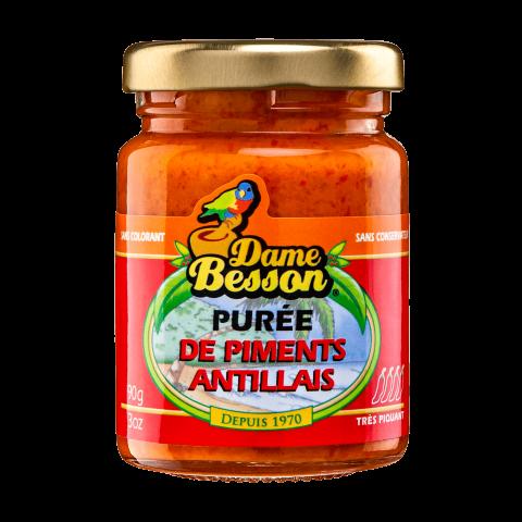 Purée de Piments Antillais