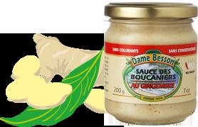 Sauce des Boucaniers au Gingembre