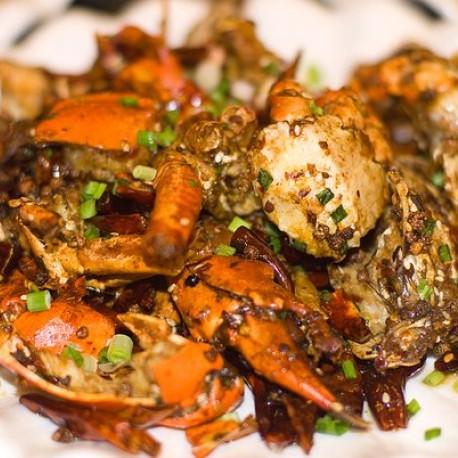 Matété de crabes